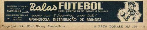 anunciobalasfutebol1954