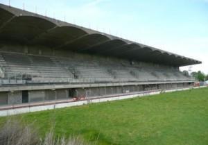 O estádio mais antigo de Nantes