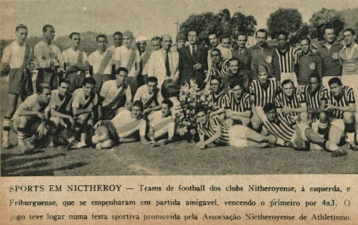 Resultado de imagem para Nictheroyense FC