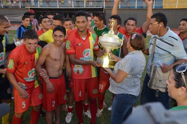 O Galvez tem um título da 2ª Divisão do Campeonato Acriano em três anos de história